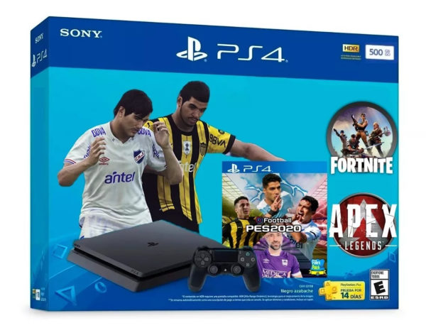 Consola Ps4 500Gb FabroPatch